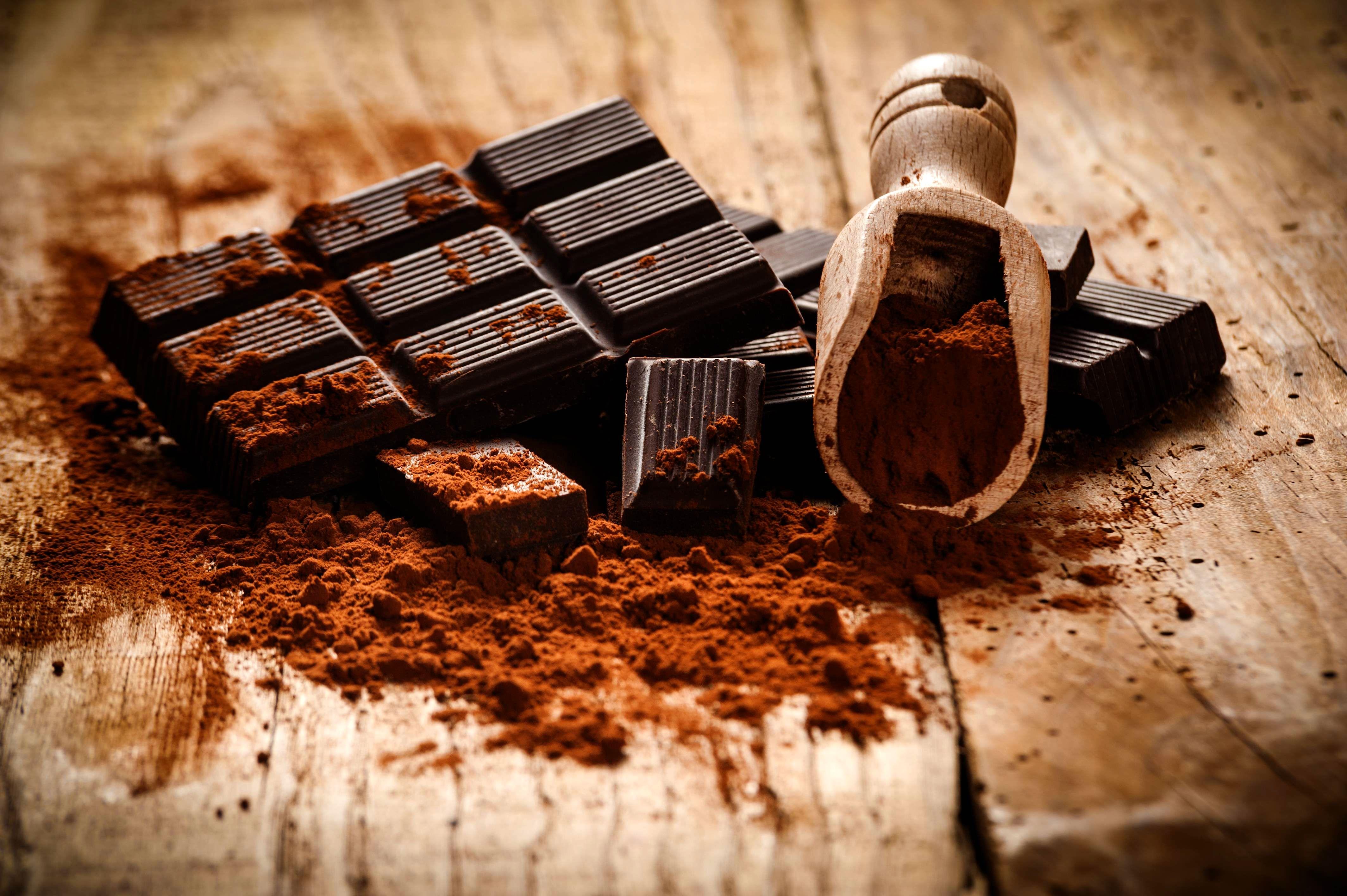 تاثیر خوردن شکلات تلخ بر سلامت انسان و یافتههای جدید دانشمندان