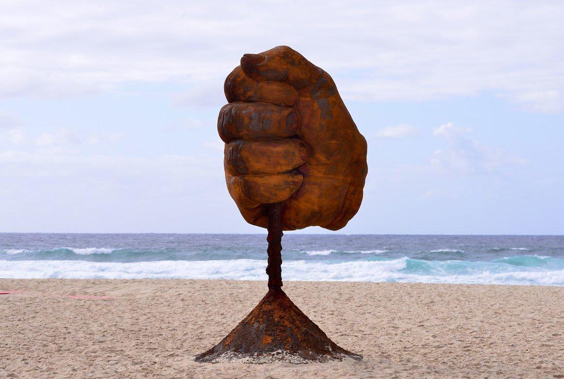 مجسمه Dust – استرالیا