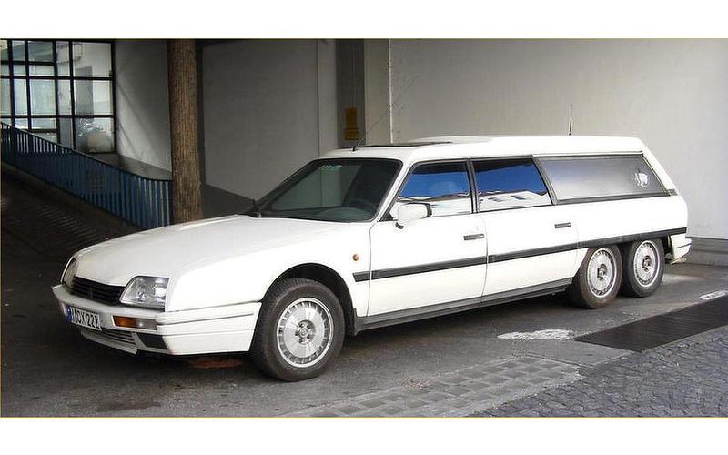 سیتروئن CX Loadrunner