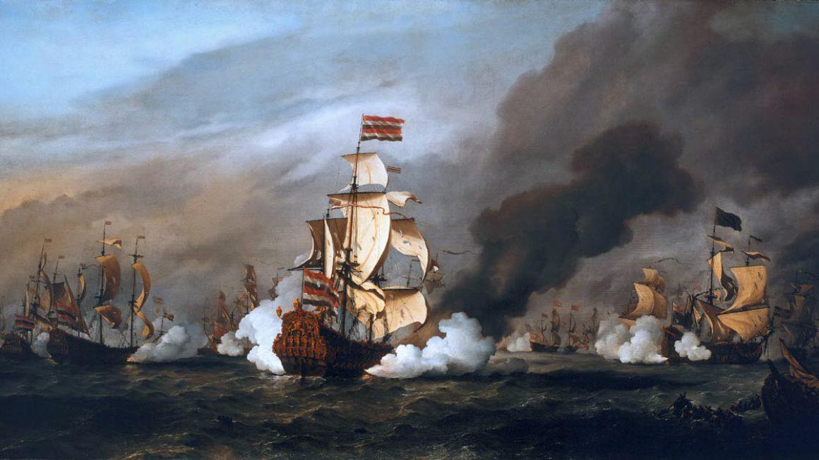 جنگ هلند