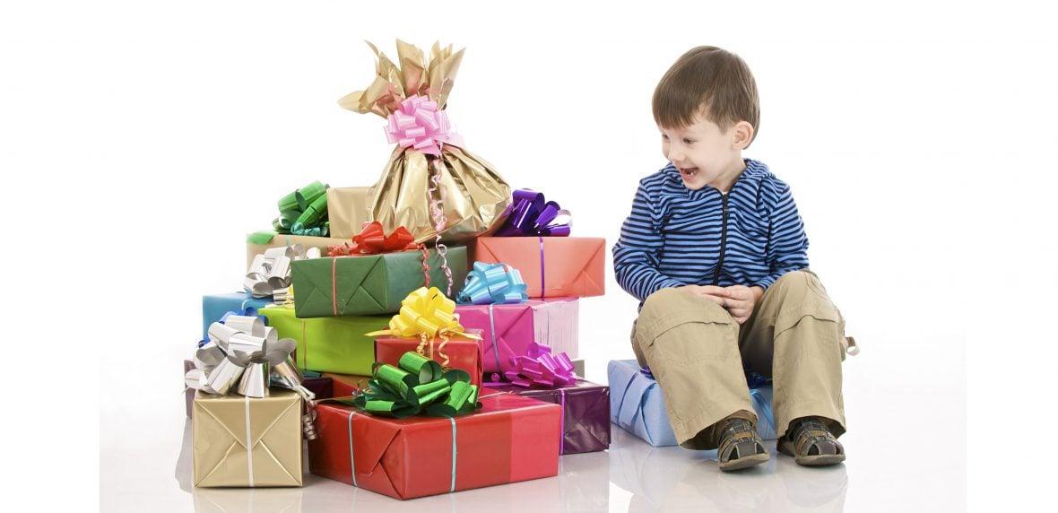 هدیه برای کودکان