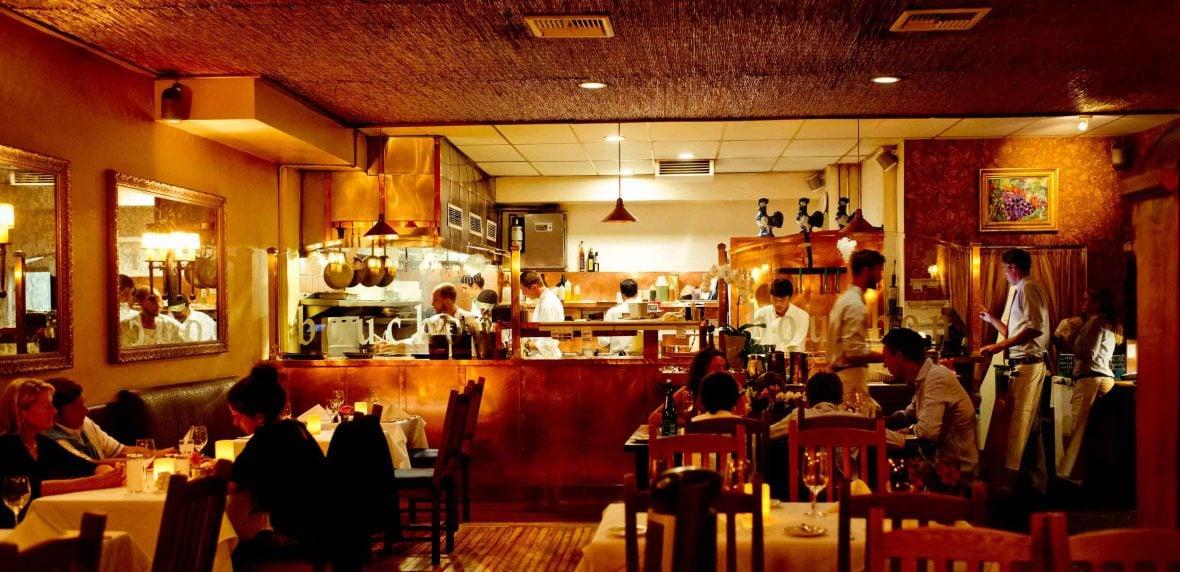 زیباترین رستورانهای دنیا