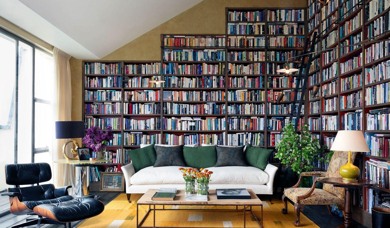 ایدههایی جذاب از طراحی قفسه کتاب برای علاقهمندان به کتاب و کتابخانه