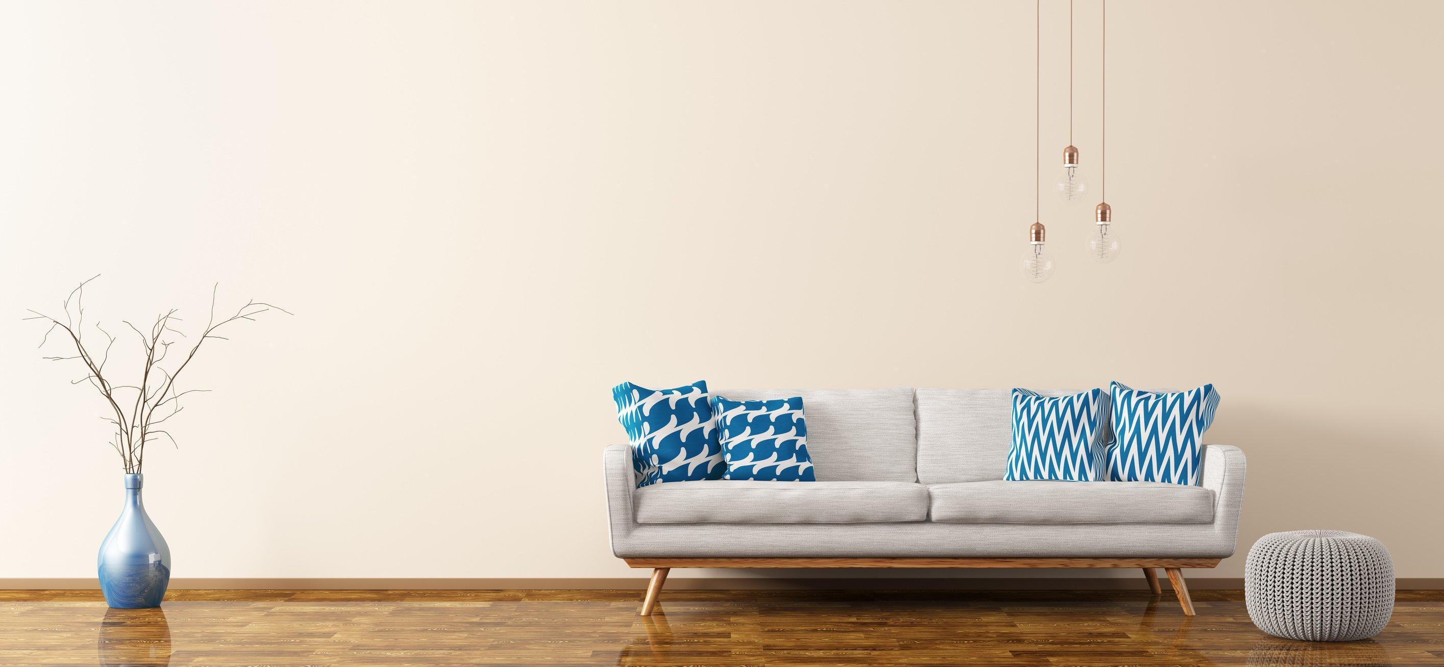 6 اشتباه رایج در دکوراسیون داخلی منزل و نحوه اجتناب از آنها