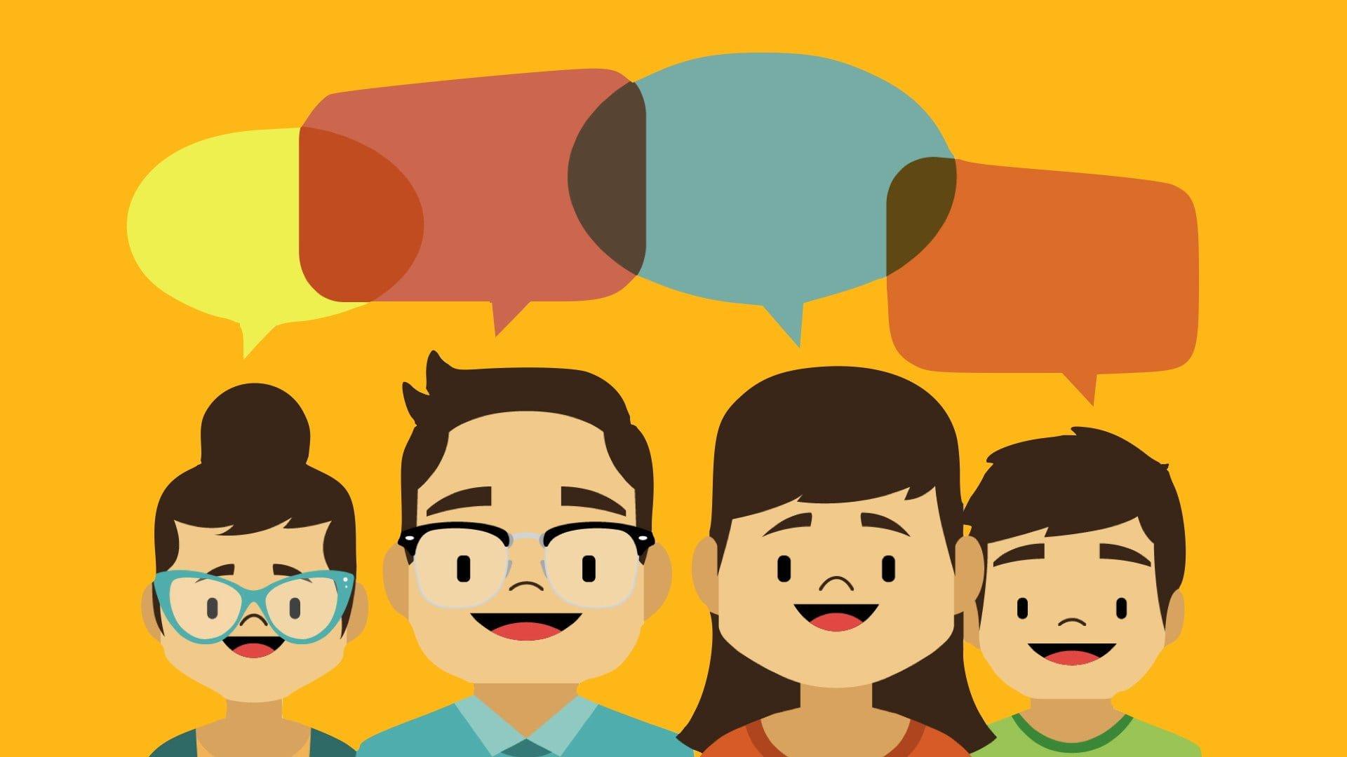 دیالوگهای کوتاه سری اول – مکالمات روزمره با دوستان