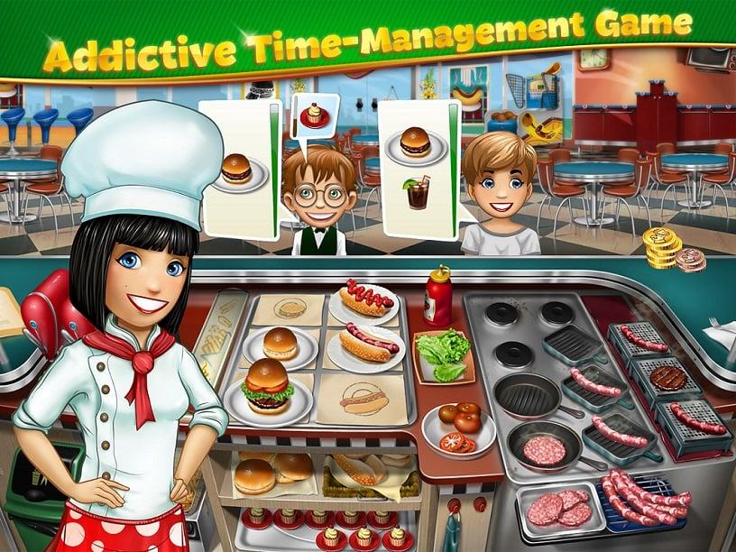 بازی Cooking Fever