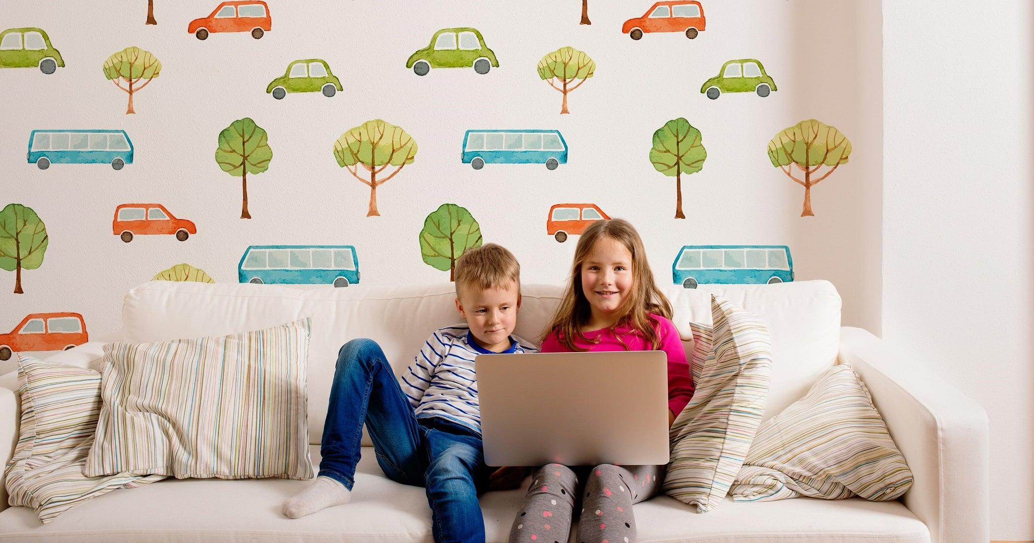 چند ایدهی جدید و جذاب از طرحهای کاغذدیواری برای اتاق کودکان
