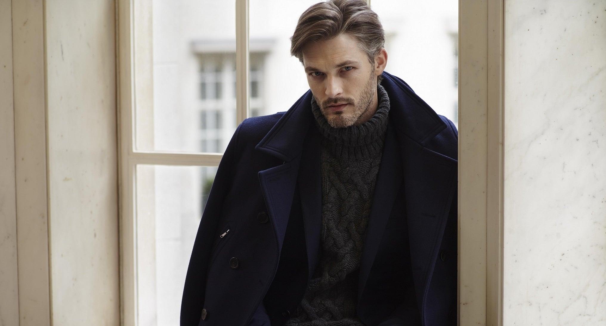 چند ترکیب رنگی ساده و منحصربهفرد برای لباسهای زمستانی مردانه