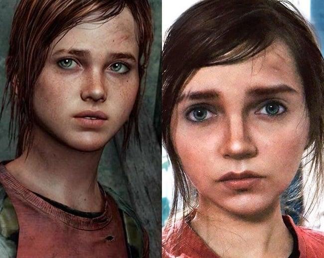 الی در فیلم The Last of Us