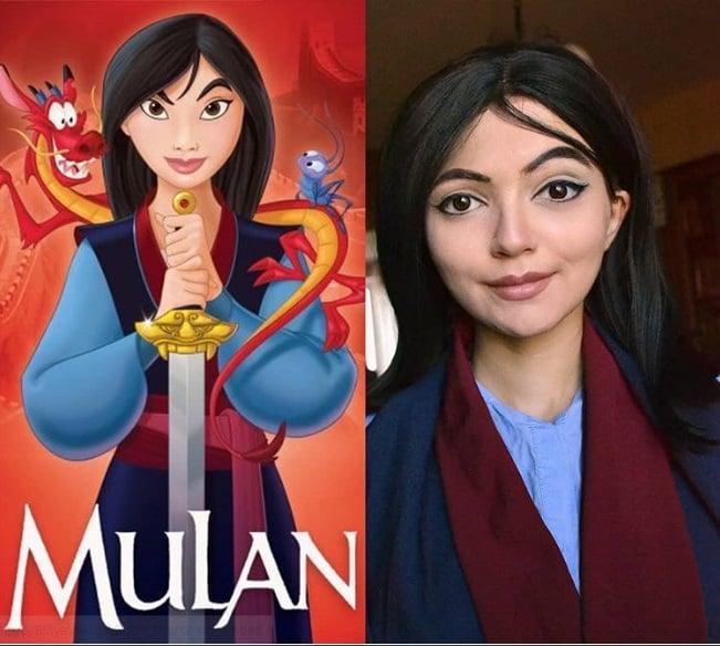 مولان (Mulan)