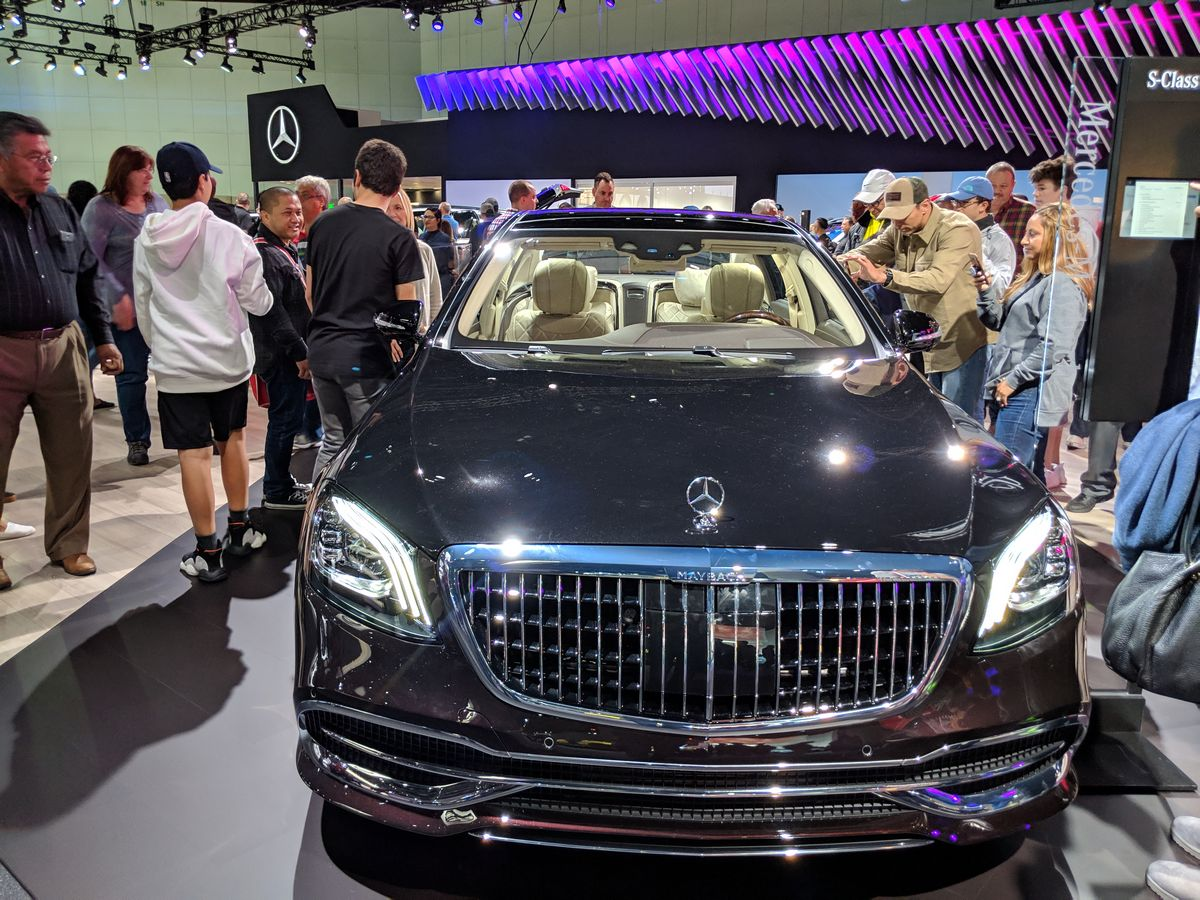 Mercedes-Benz Maybach S560