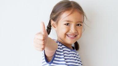 سالم بزرگ کردن کودک