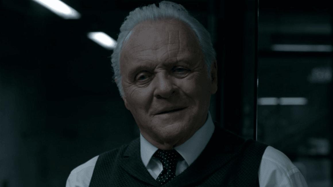 سریال وست ورلد - آنتونی هاپکینز در نقش رابرت فورد