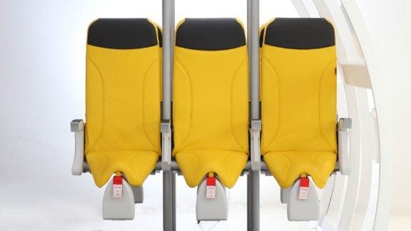 صندلی ایستاده هواپیما