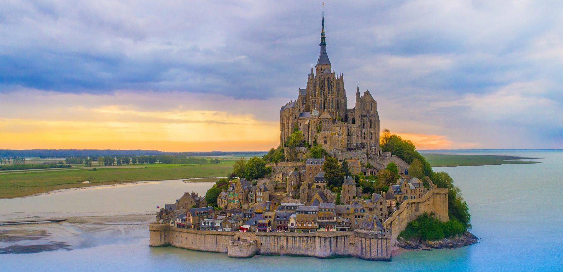 قلعههای قرون وسطای اروپا