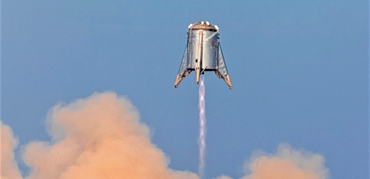 نمونه اولیه موشک SpaceX