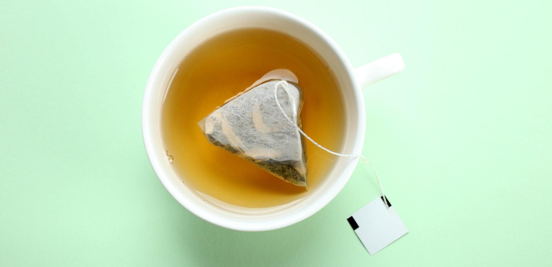 میکروپلاستیک چای کیسهای