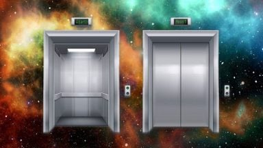 ساخت آسانسور به ماه