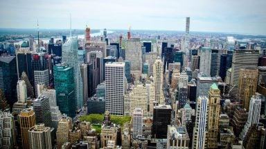 شهرهایی با بیشترین تعداد ثروتمندان