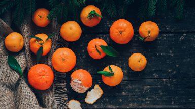 مزایای سلامتی نارنگی یافا