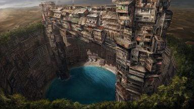 شهرهای زیرزمینی باشکوه
