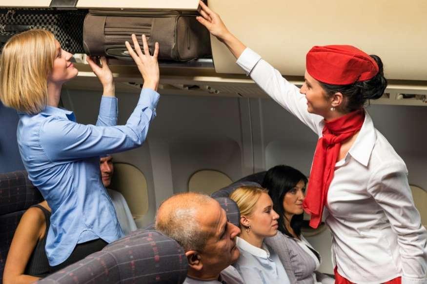 سفرهای هوایی با ویروس کرونا - 2. دیگر نمیتوانید ساک یا چمدان خود را به درون کابین ببرید