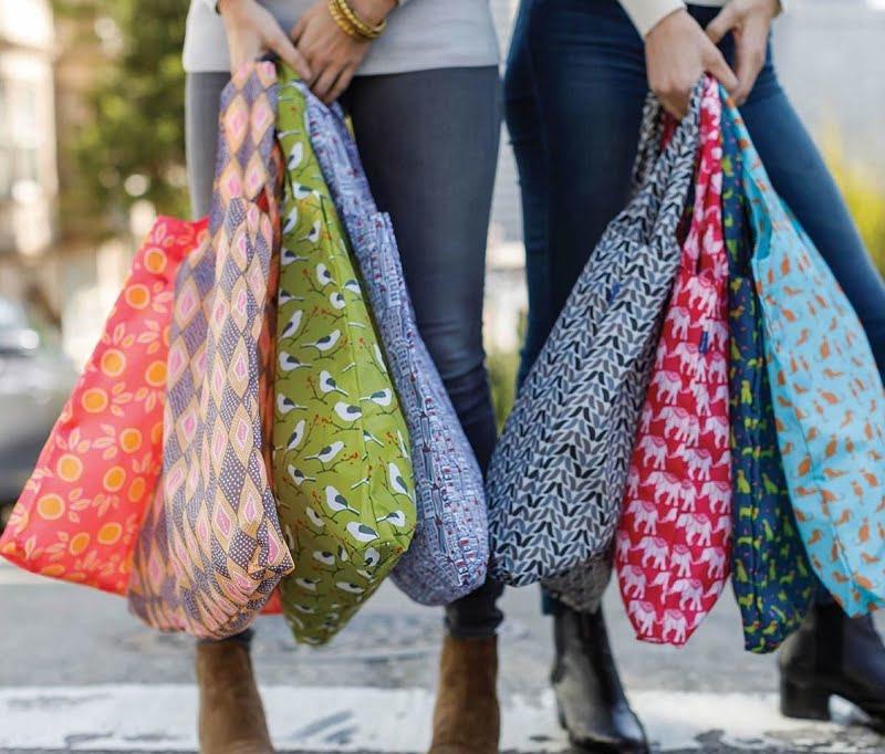 کیسههای خرید پلاستیکی بازیافتی