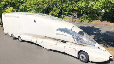 کامیون نسل آینده Innotruck