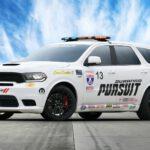 خودروهای جدید ناوگان پلیس آمریکا
