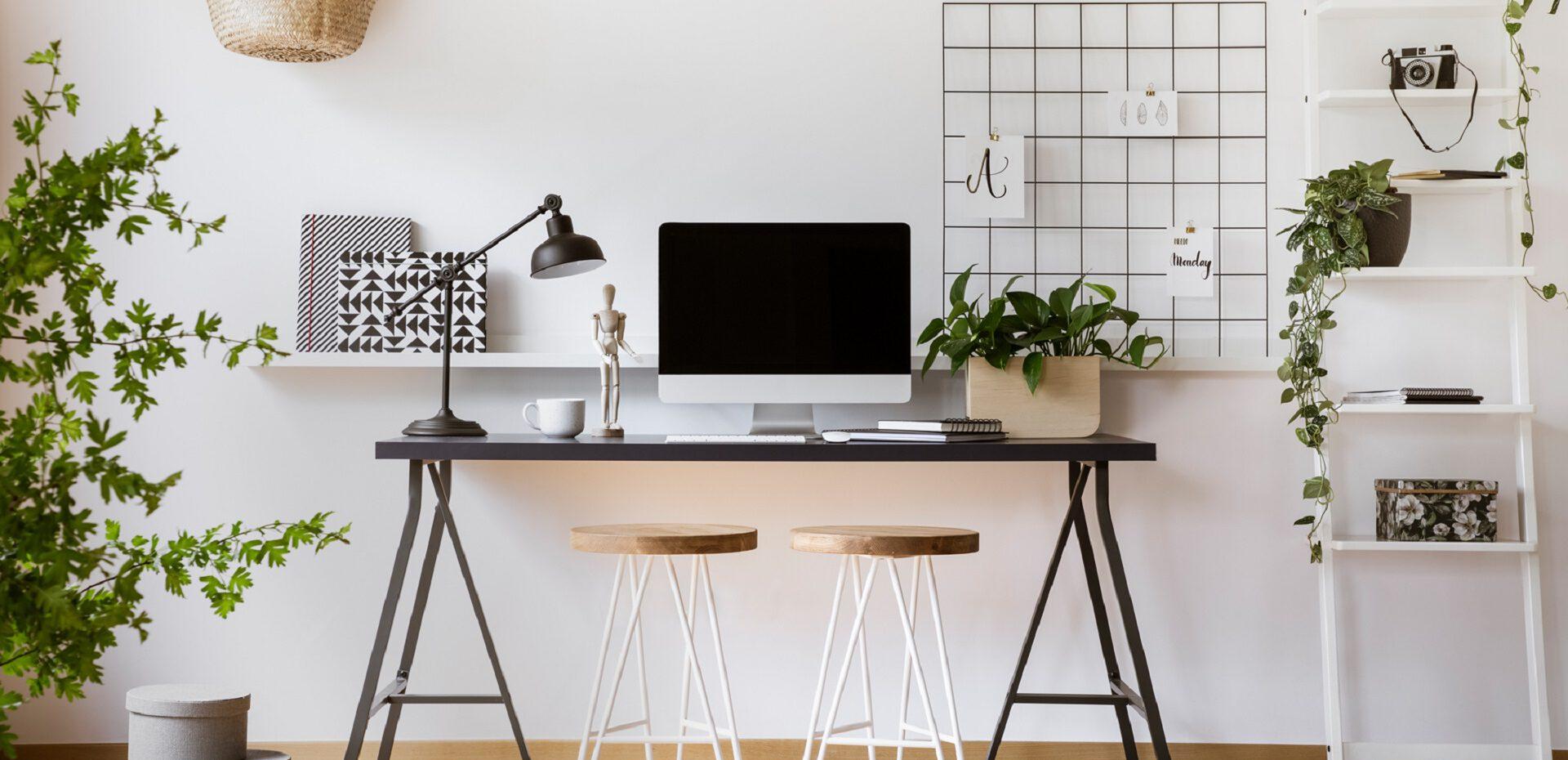 10 اشتباه تنظیم فضای کاری در خانه
