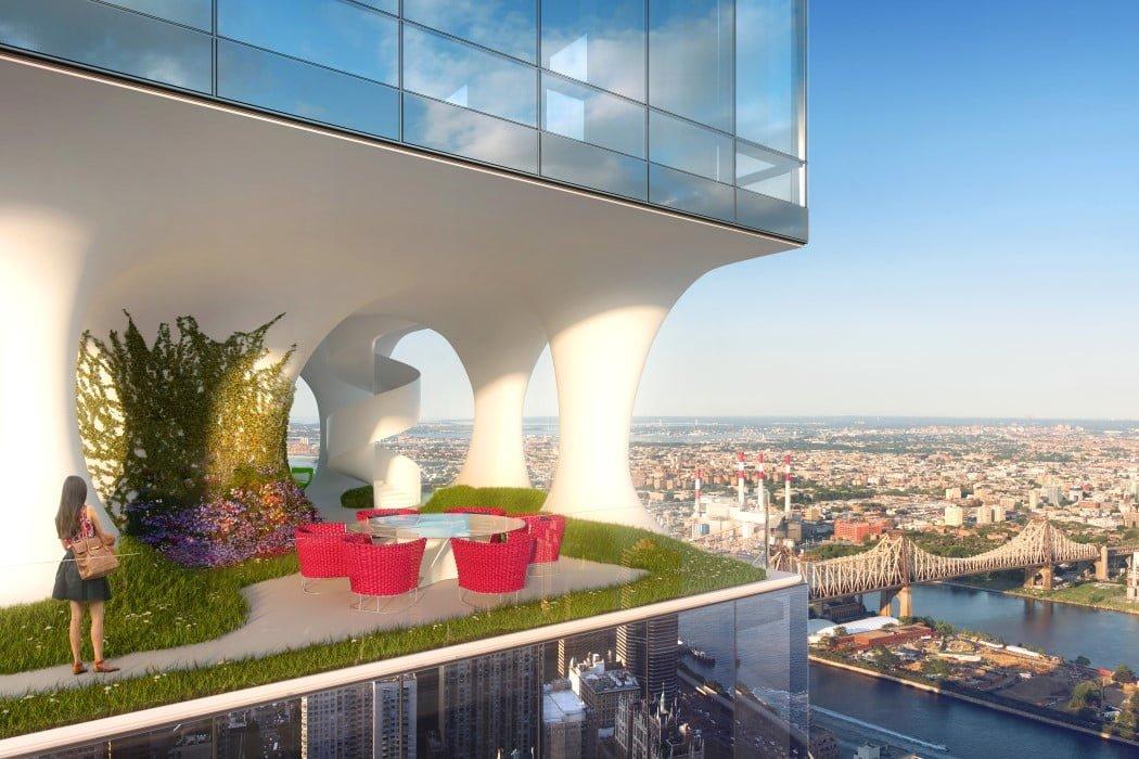 معماری پس از COVID-19 و چگونگی تلفیق فضای باز و بسته مسکونی