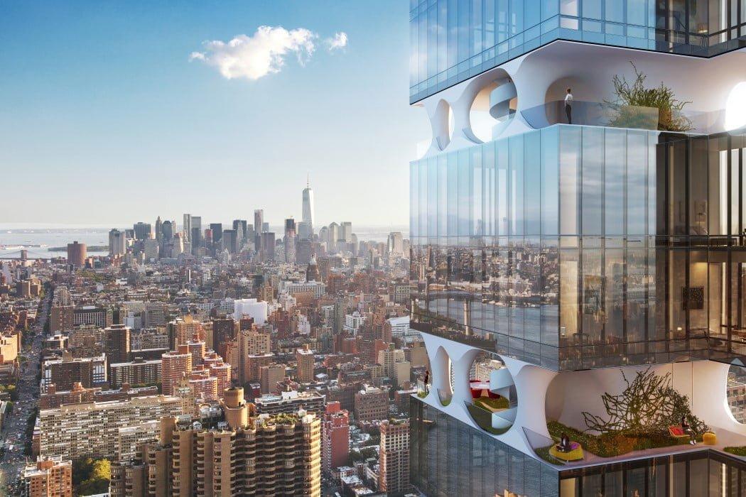 معماری پس از COVID-19 - ایدههای نوین فضاهای تنفس مسکونی