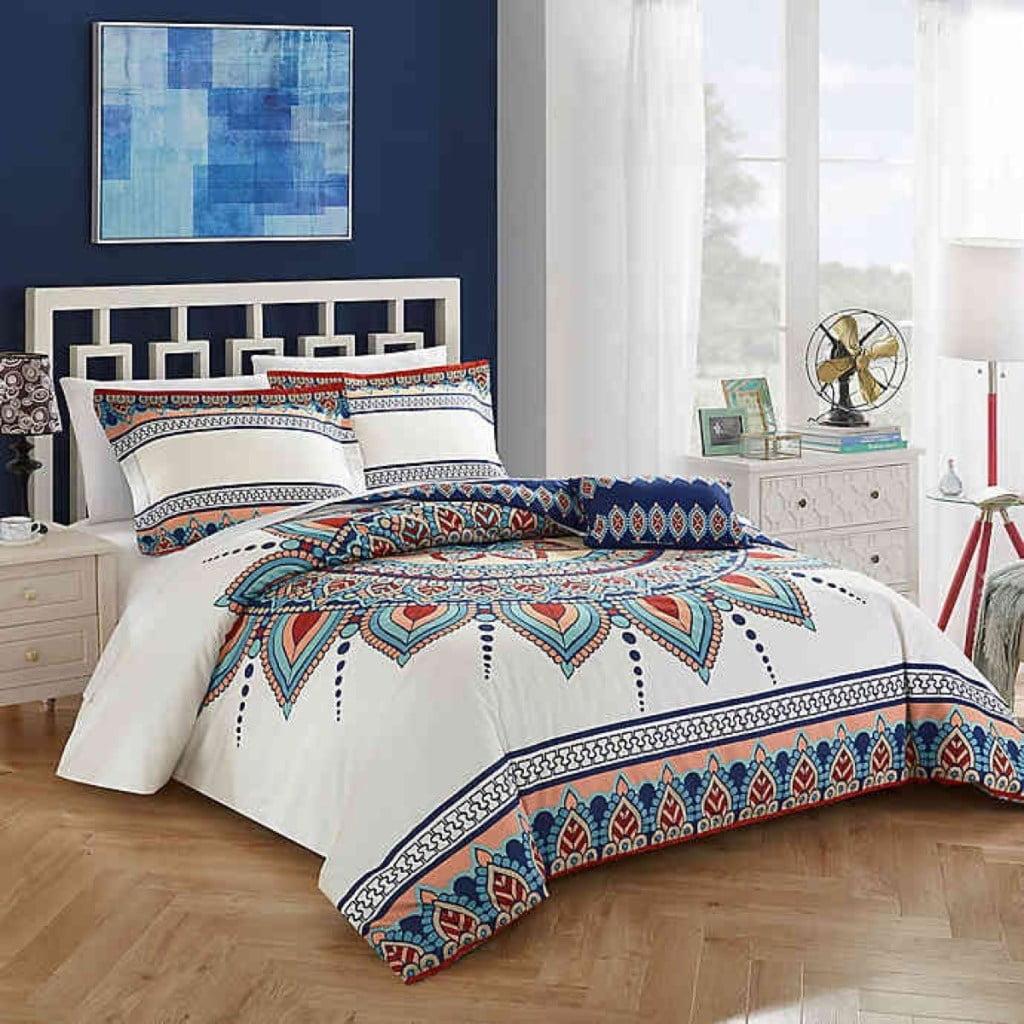 رختخواب سبک بوهو - 7. دو طرح پشت و رو