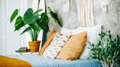سبک بوهو در سرویس رختخواب