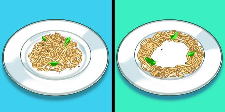 10 ترفند هوشمندانه زندگی - 1. گرم کردن غذا در مایکروویو به طور یکنواخت