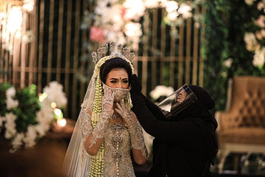 عروسی در کرونا
