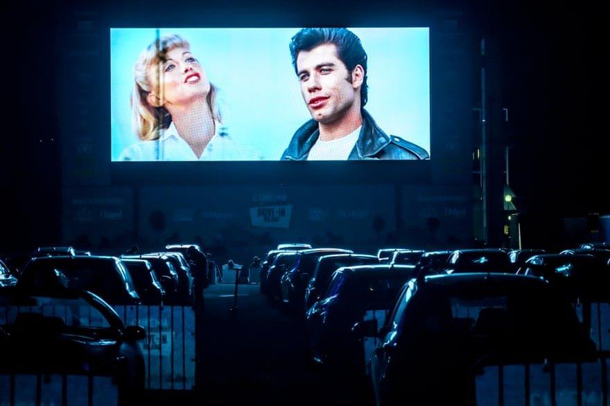 سینما ماشینی