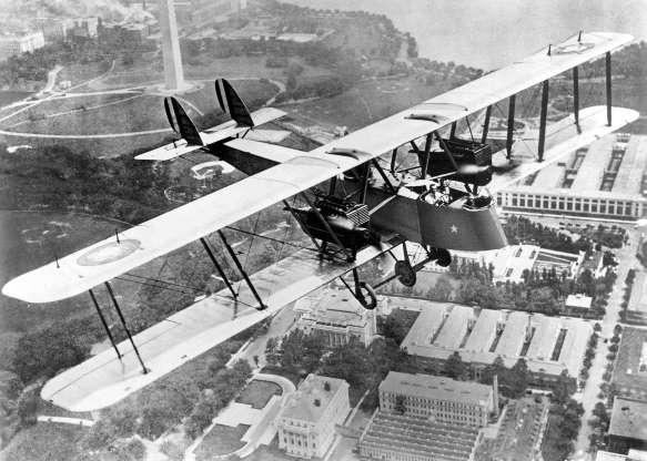 تاریخچه هواپیماهای نظامی آمریکا - 4. Martin MB-1