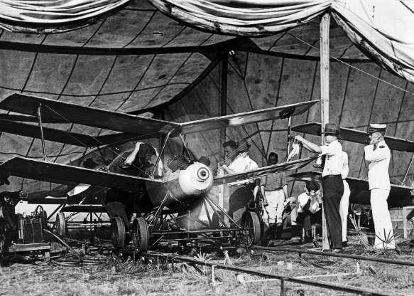 تاریخچه هواپیماهای نظامی آمریکا - 5. Kettering Bug