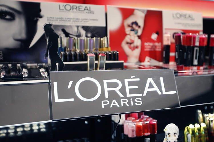 برند تجاری لوازم آرایشی L'Oréal