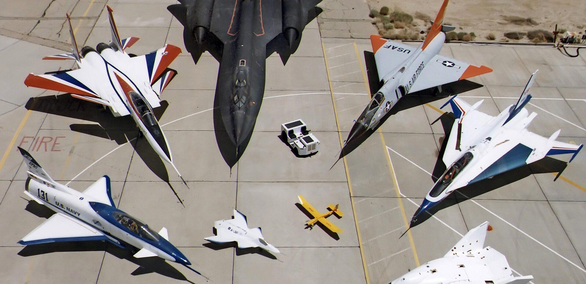 تاریخچه هواپیماهای نظامی آمریکا