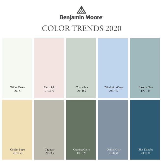 جذابترین رنگهای ترند سال 2020