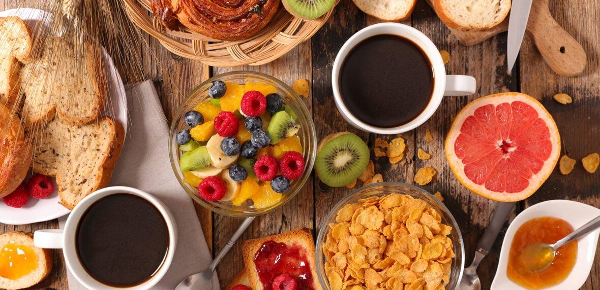 20 عادت بد خوردن صبحانه