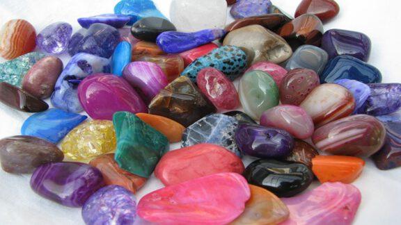 اشکال کریستالهای طبیعی