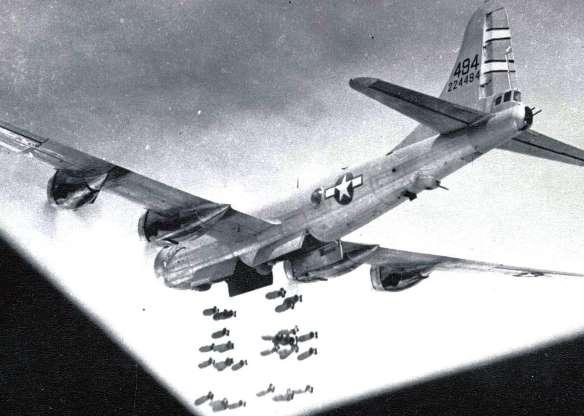 تاریخچه هواپیماهای نظامی آمریکا - 19. بمب افکن Boeing B-29 Superfortress