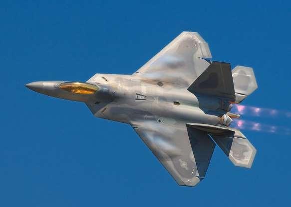 42. F-22 Raptor
