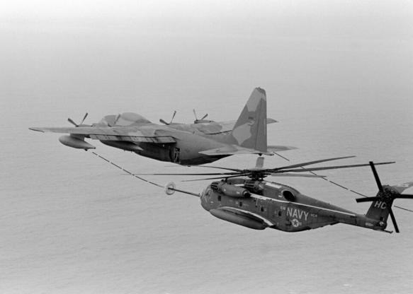 تاریخچه هواپیماهای نظامی آمریکا - 27. KC-130 Hercules