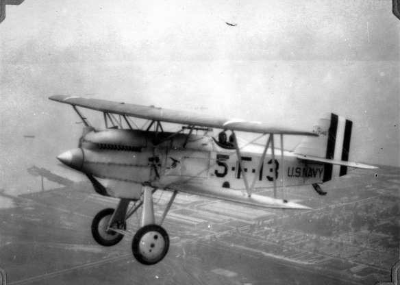 تاریخچه هواپیماهای نظامی آمریکا - 8. Curtiss F6C HAWK