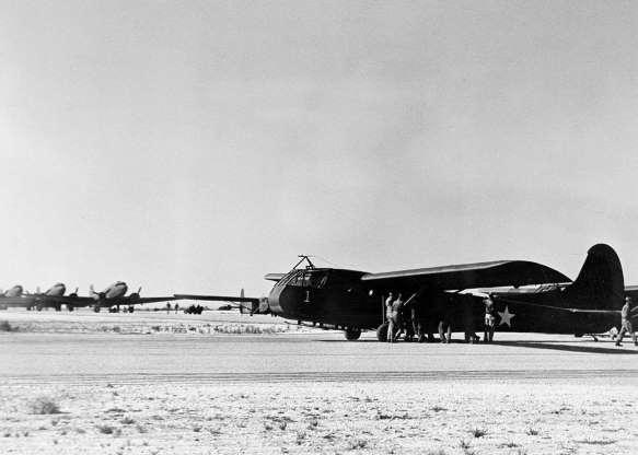 تاریخچه هواپیماهای نظامی آمریکا - 18. Waco CG-4
