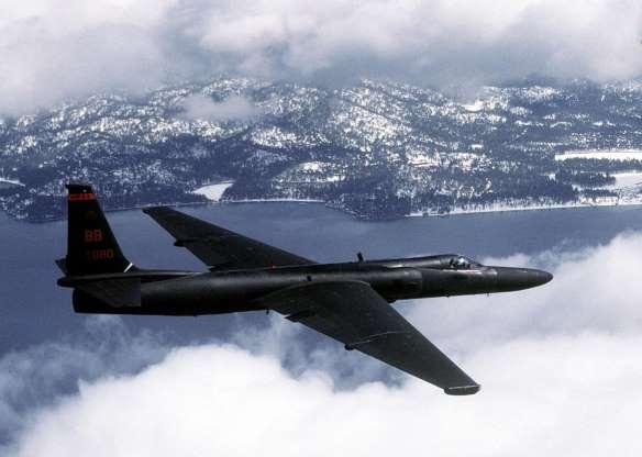 تاریخچه هواپیماهای نظامی آمریکا - 24. Lockheed U-2